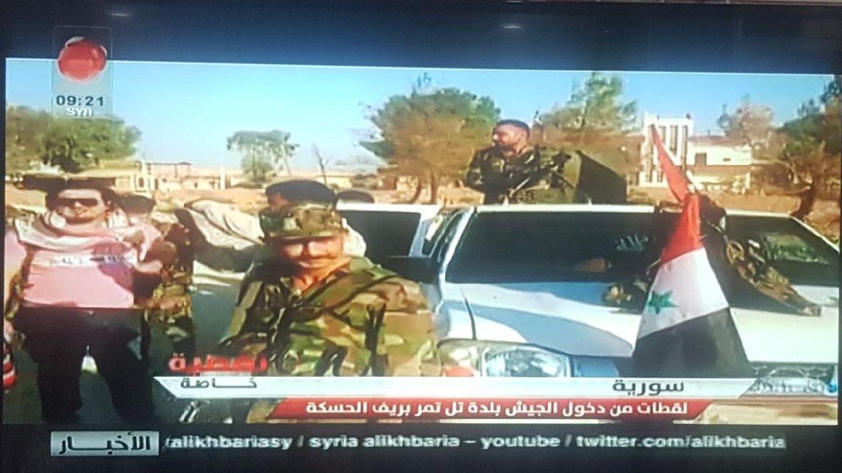 Barış Pınarı Harekâtı: Suriye ordusu o kente girdi