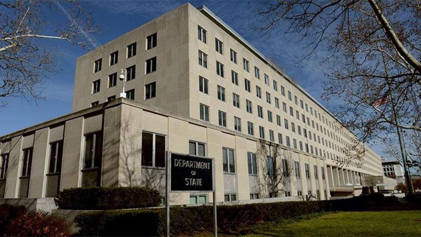 ABD Dışişleri Bakanlığı'ndan 'Türkiye' açıklaması