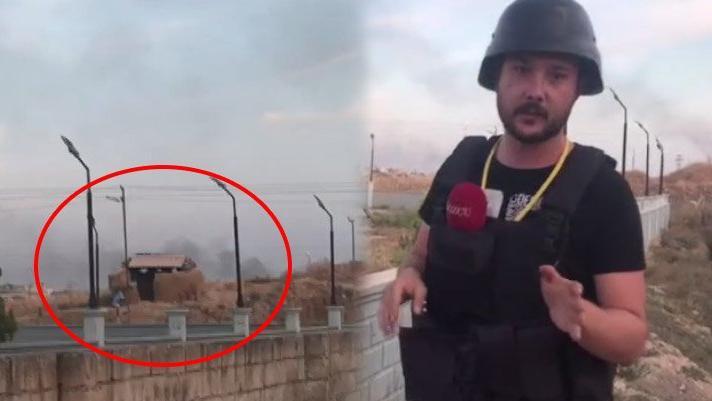 Son dakika haberi... PKK ateş açtı TSK anında yanıt verdi | Sözcü Resulayn'dan bildiriyor