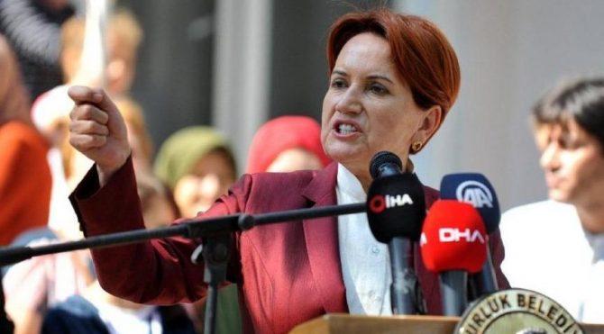 Akşener: Türkiye'nin geleceği açısından 3 belde çok kıymetli