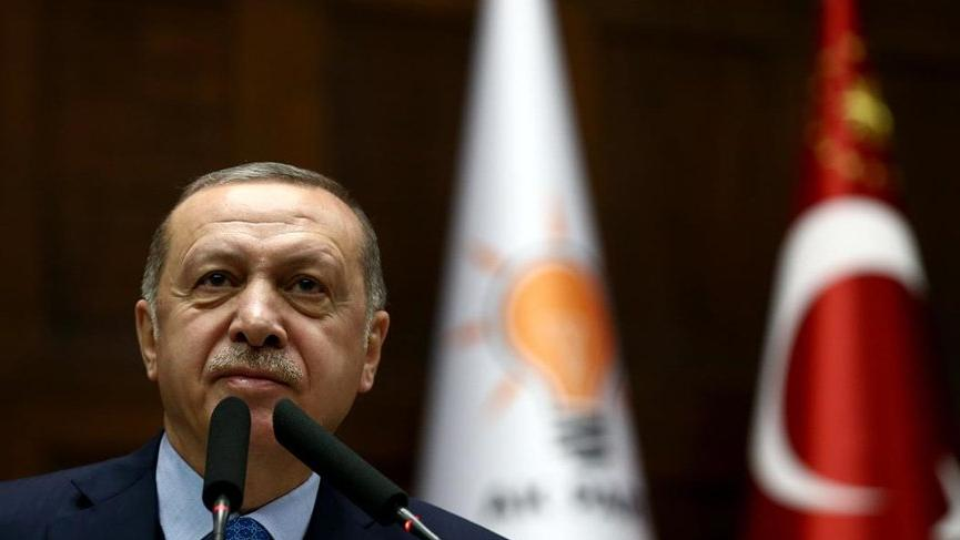 Erdoğan AKP grubunda konuştu: Milletvekillerini azarladı