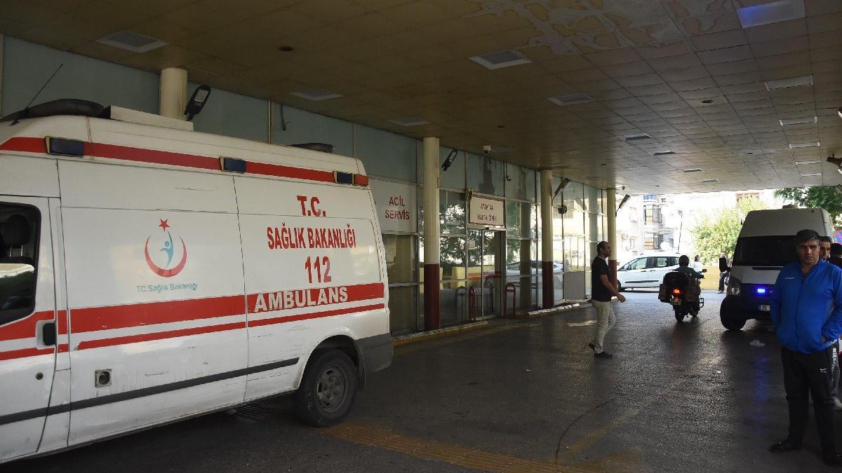 Hastanede dehşet! Doktora jiletle saldırdı