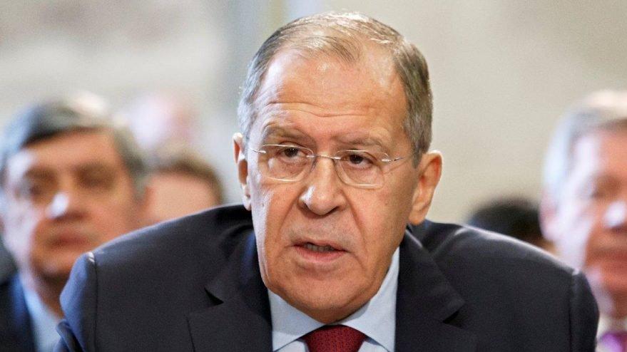 Son dakika... Lavrov'dan flaş Barış Pınarı Harekâtı açıklaması