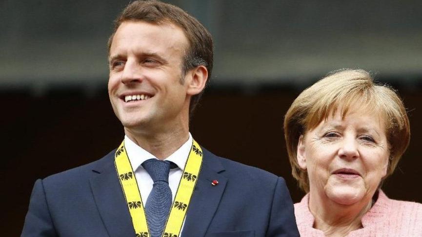 Merkel ve Macron'dan bir skandal Türkiye açıklaması daha!