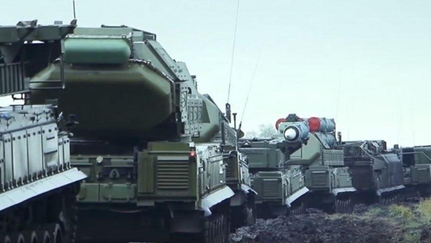 Rusya'dan ABD'ye gözdağı! Ülkenin güneyine yeni füze savunma sistemleri yerleştirdi