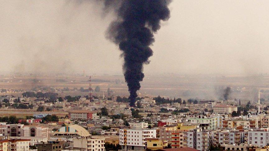 Harekâtın sekizinci gününde Resulayn'da çatışmalar sürüyor!