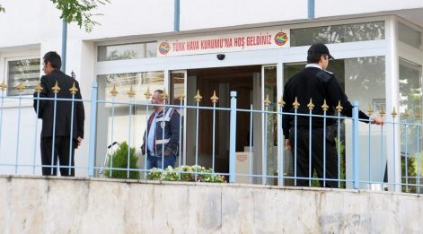 Türk Hava Kurumu yönetimine kayyum atandı
