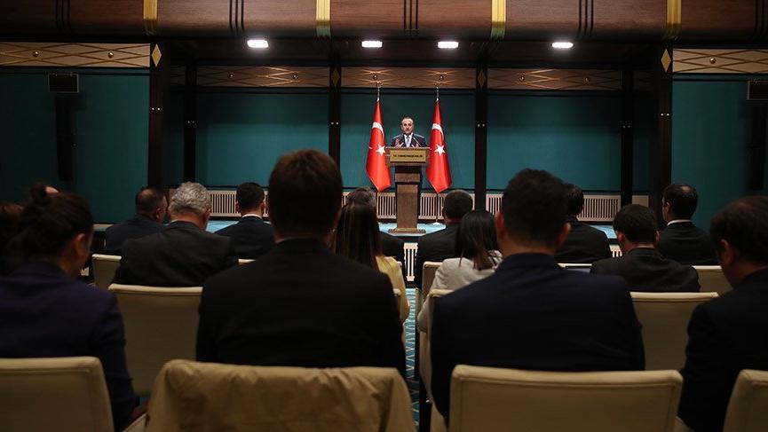 Son Dakika... Bakan Çavuşoğlu: Durdurma değil ara vereceğiz