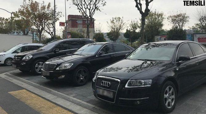 Tarım Bakanlığı'nda lüks araç saltanatı