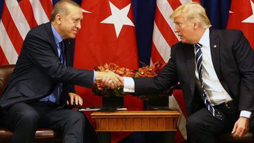 Son dakika... Cumhurbaşkanı Erdoğan'dan Trump açıklaması!