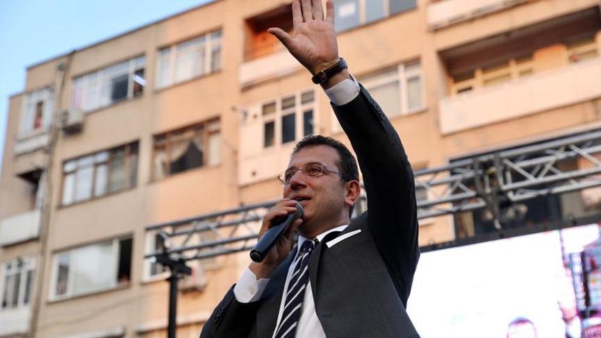 İmamoğlu'ndan İzmit'te deprem mesajı: Milli meseleler siyasete karıştırılmaz