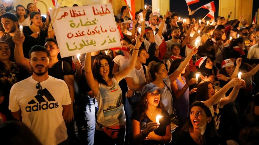 Lübnan'da hükümetten geri adım: Whatsapp'a vergi yok