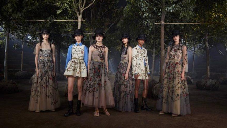 Dior 2020 İlkbahar Yaz koleksiyonunu tanıttı