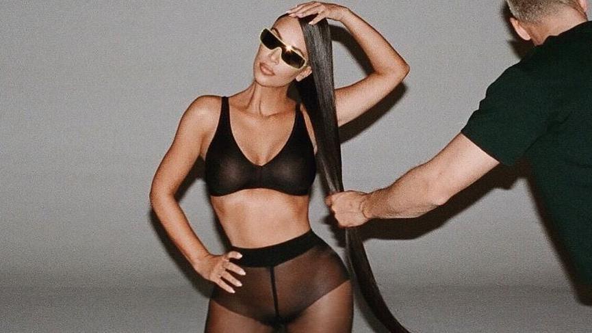Kanye West Kim Kardashian'ın seksi giyinmesine istemediğini söyledi
