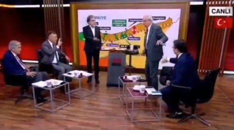 Eski AKP Milletvekili Miroğlu ile CHP'li Atıcı canlı yayında birbirine girdi