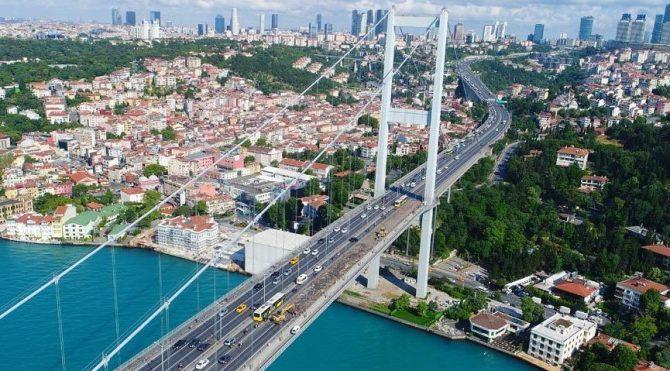 Köprü ve otoyollardan 1.4 milyar TL