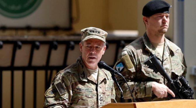 ABD, Afganistan'daki asker sayısını azaltmış