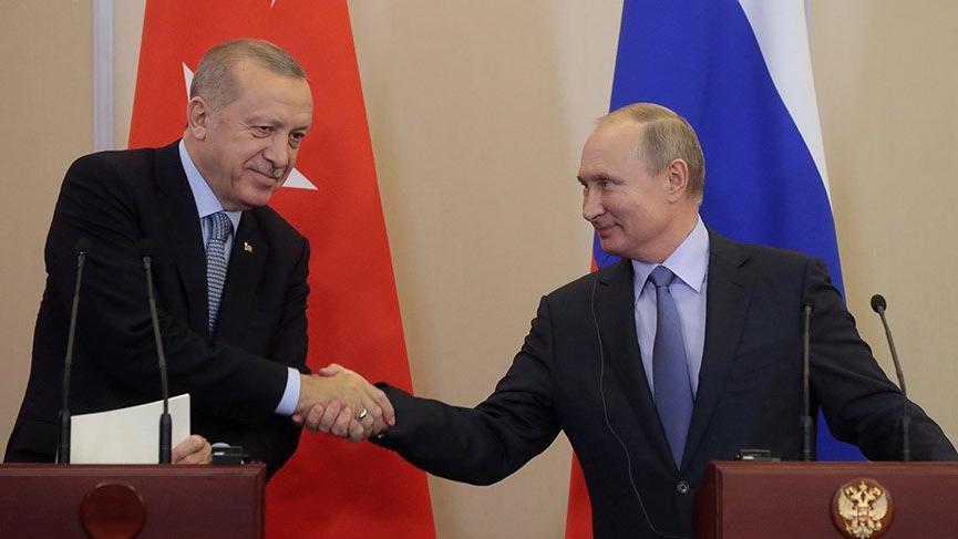 Ruslarla, Suriye üzerinde 10 maddelik mutabakata varıldı!
