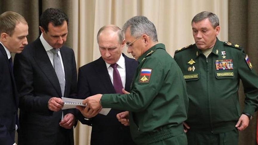 Esad anlaşma sonrası Putin'e teşekkür etti!