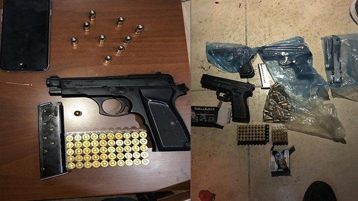 10 ilde 'hayalet silah' operasyonu; 4'ü polis 75 gözaltı