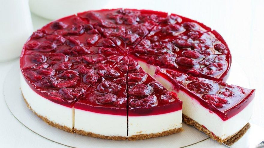 Kolay cheesecake nasıl yapılır? Pişmeyen kolay cheesecake tarifi…