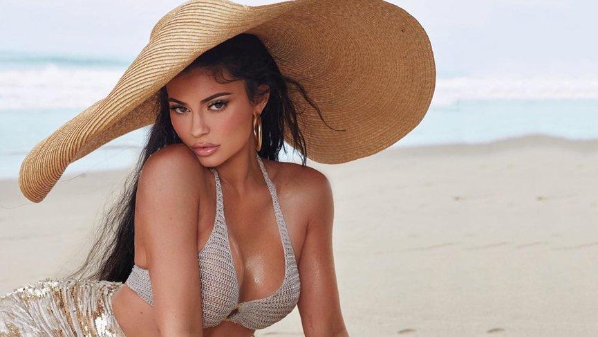 Kylie Jenner 'Rise and Shine' dedi sosyal medyada alay konusu oldu