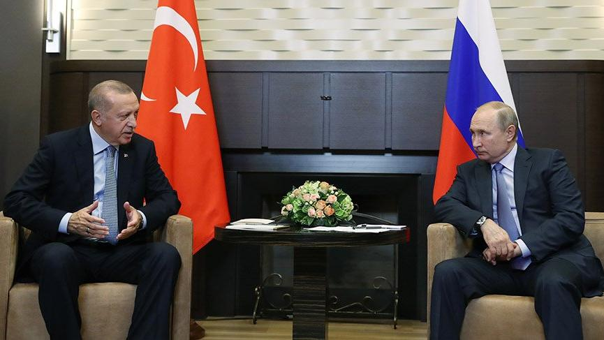 Son dakika: Putin ve Erdoğan'dan ortak açıklama geldi!