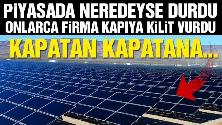 Yatırımcıları elektrik çarptı