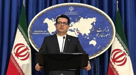 Kritik anlaşmaya ilişkin İran'dan ilk tepki geldi