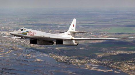 Rusya bombardıman uçaklarını Afrika'ya gönderdi!