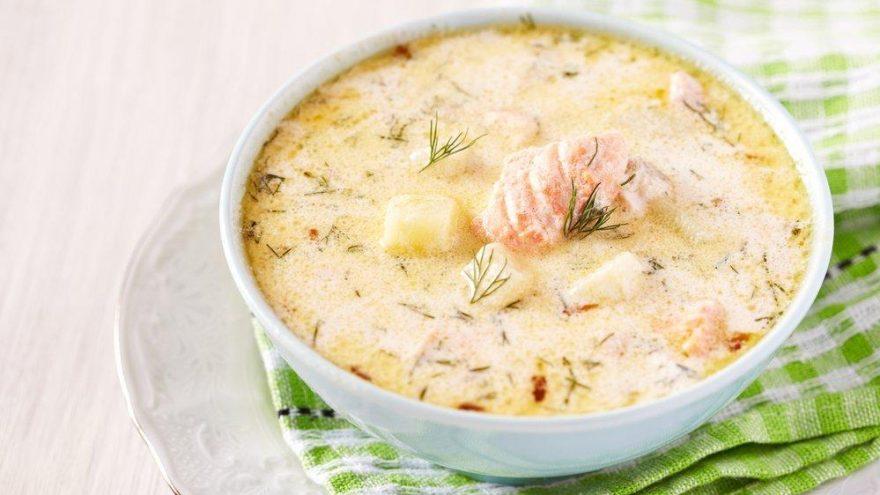 Balık çorbası tarifi… Kremalı balık çorbası nasıl yapılır?
