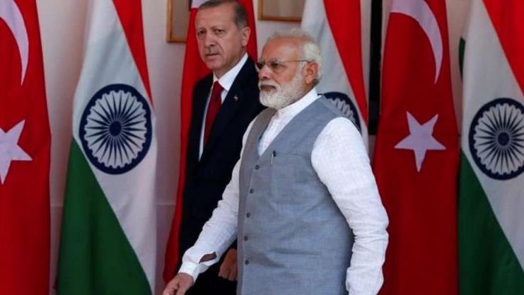 Hindistan'dan algı yönetimi: Türkiye uyarısı yaptılar