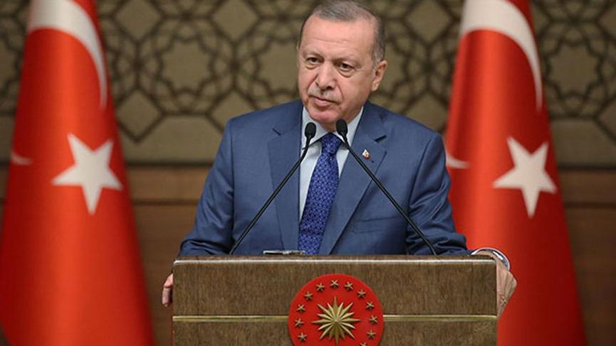 Cumhurbaşkanı Erdoğan'dan BM mesajı!
