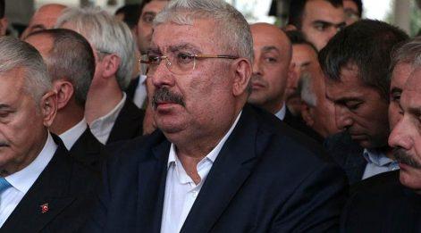 MHP'li Yalçın'dan oğlunun vefatı sonrası ilk açıklama