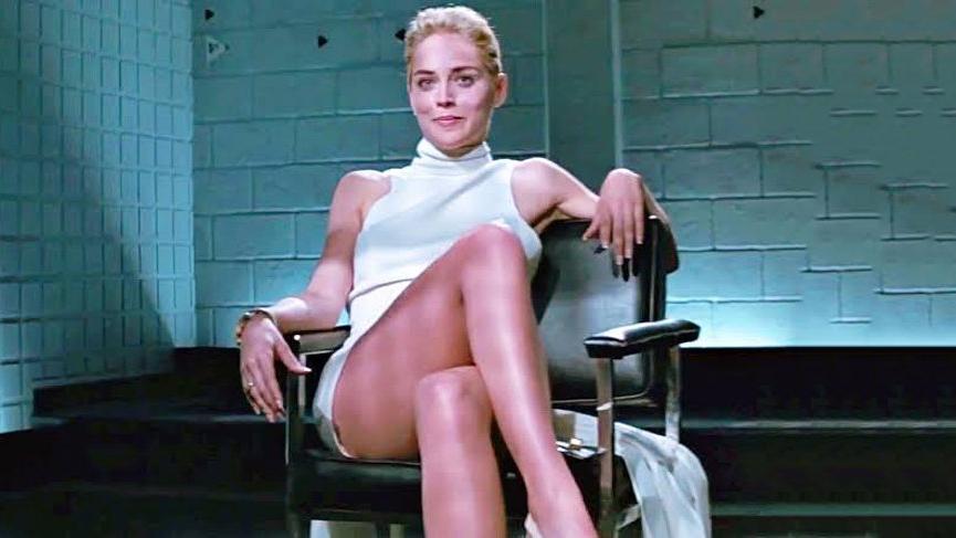 Sharon Stone açıkladı 'Vücudumu çok daha fazla seviyorum'