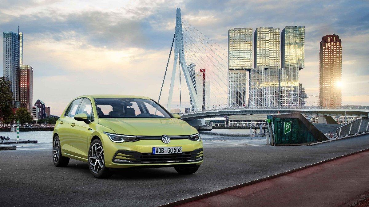 Yeni Volkswagen Golf ne zaman geliyor?