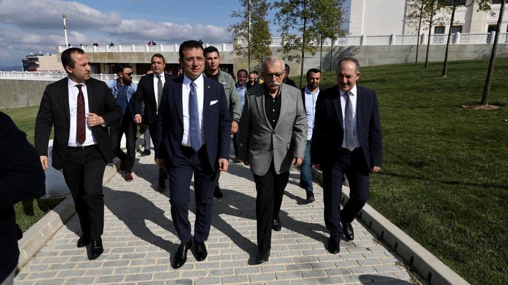 İmamoğlu Erdoğan'la saf tuttu