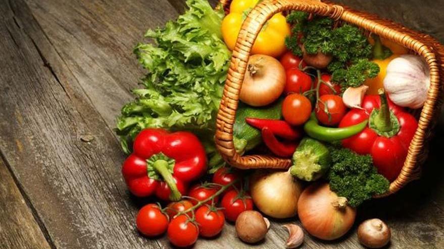Kansere karşı renkli beslenin
