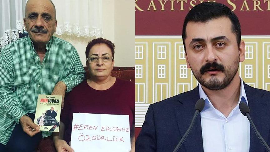 Eren Erdem'in annesi ve babası SÖZCÜ'ye konuştu: Eren Yargıtay'da beraat edecek