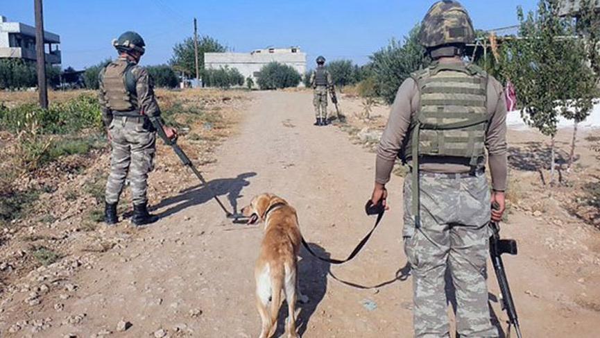 MSB: PKK'nın taciz ve saldırıları devam ediyor!
