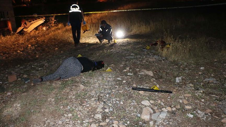 İki kadının silahlı kavgası kanlı bitti