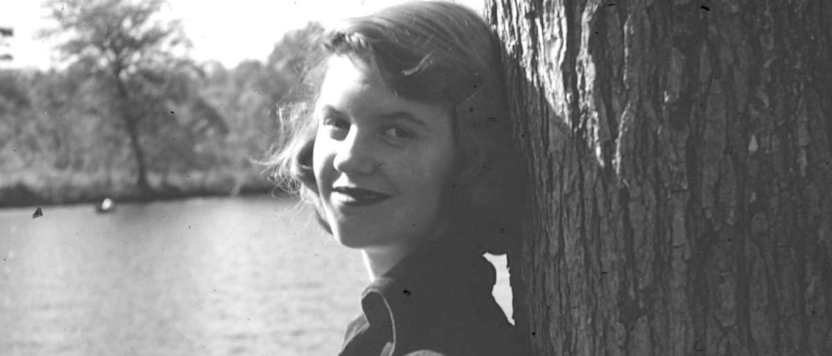 Sylvia Plath kimdir? Doodle olan Sylvia Plath'ın hayatı… - Kültür ...