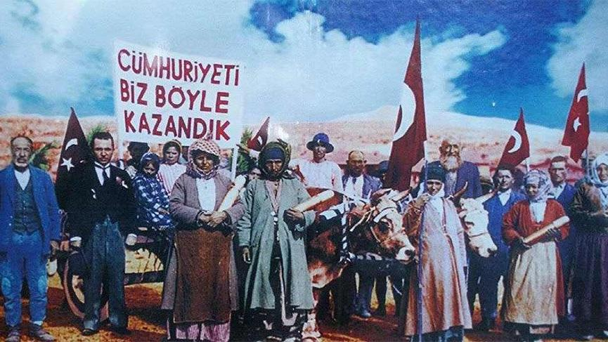Cumhuriyeti böyle kurduk | İşte adım adım 29 Ekim 1923'e giden yol...