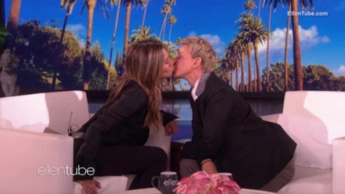 Jennifer Aniston'dan çok konuşulacak hareket! Daha önce hiç yapmadım dedi ve...