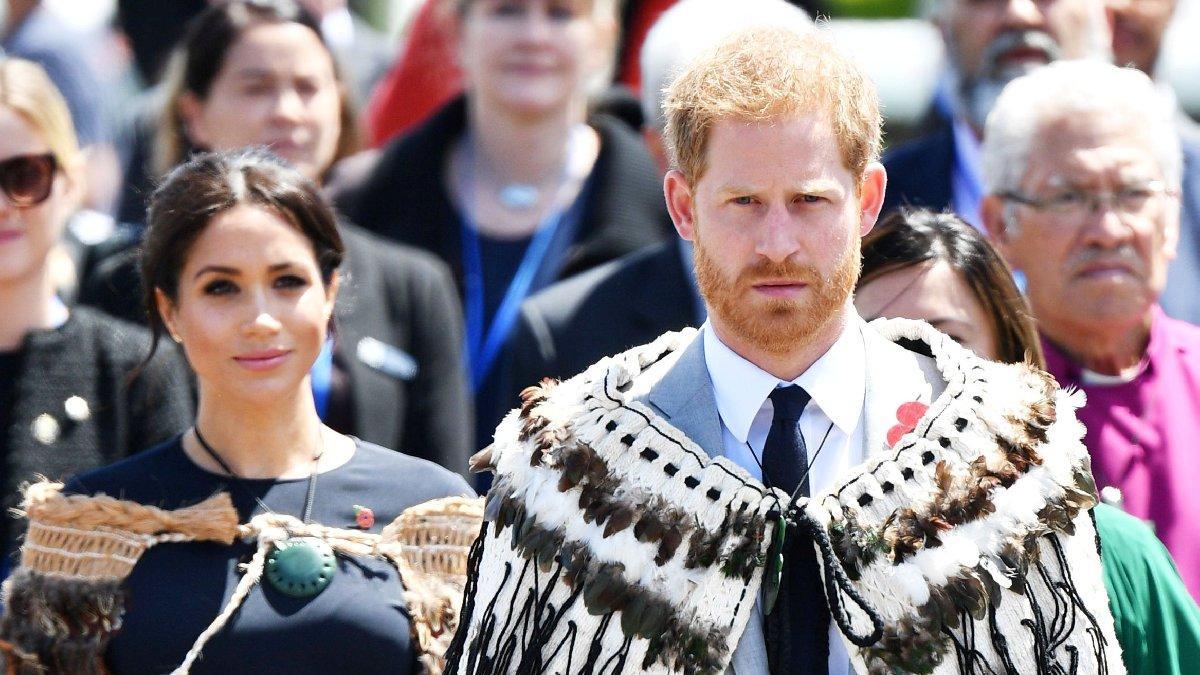 Prens Harry'den Kraliçe Elizabeth'i kızdıracak karar... İç güveyi oluyor!
