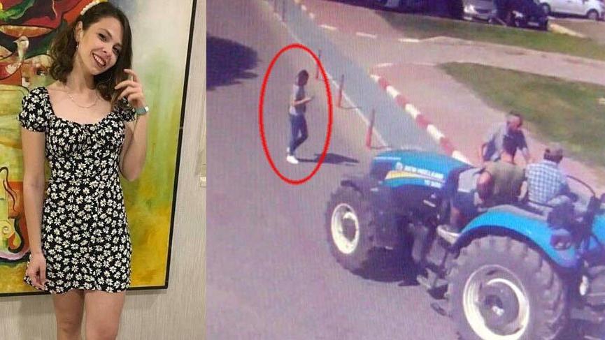 Sezen'in öldüğü kazanın görüntüleri ortaya çıktı