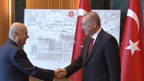Cumhuriyet 96 yaşında... Erdoğan, tebrikleri kabul etti