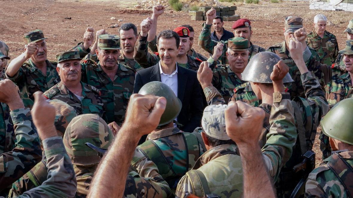 8.5 yıldır süren iç savaşın ardından Suriye'de ekonomik tablo