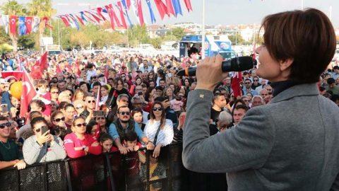 CHP'li Kaftancıoğlu: Haydarpaşa Garı'dır, Sirkeci Garı'dır Cumhuriyet