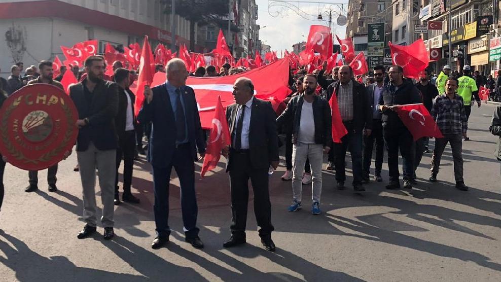 Son dakika... Nevşehir Valiliği geri adım attı CHP yürüdü